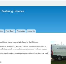 Rob Hodgson Plastering Services